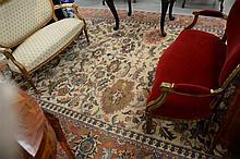 Oriental carpet, 9'9