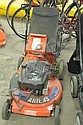 Ariens 21 6.5 HP lawn mower with bagger.
