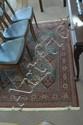Oriental rug, 4'7