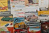 1940's-1960's Pontiac and Oldsmobile brochures, 105 items