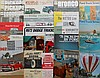 Truck brochures - 1950's-1970's Ford, Dodge and International, 78 items