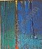 Ackermann, Max: Untitled, 1962. Silkscreen print. Signed, dated. 41, 6 x 35 cm, R.