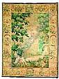 xxxxx A tapestry, FLEMISH, 18th century, resto. 260 x 195cm