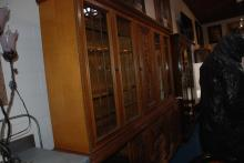 Large Old Cabinet