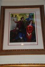 Marc Chagall, Limited Edition