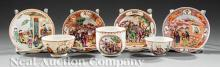 Export Famille Rose Porcelain Tea Articles