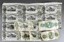 [Confederate Bonds and Obsolete Currency]