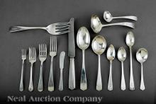 International Silver Co Partial Flatware Service