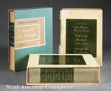 [Dwight Eisenhower Signed Books]