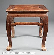 Chinese Hardwood Stool