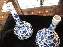 Chinese Blue and White Porcelain Water Sprinklers