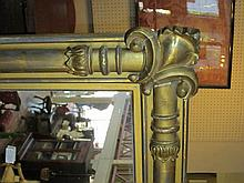 Carved and Gilt Pier Mirror, attr. Platt