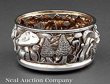 Richard Axel Balle Sterling Silver Wine Coaster