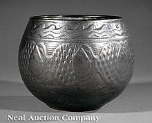 A Shearwater Pottery Cast