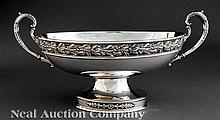 Reed & Barton Silverplate Centerpiece
