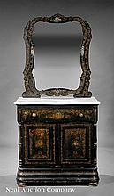 Ebonized, Gilt Dresser, attr. Hart, Ware and Co.