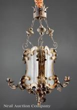American Arts and Crafts Chandelier