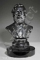 An American Bronze Portrait Bust of Robert E. Lee,, Frederick Volck, Click for value