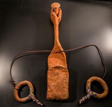 Robert Arneson Picture Hook Sculpture