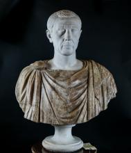 Renaissance Style Marble Bust