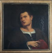 Oil Painting After Giorgione