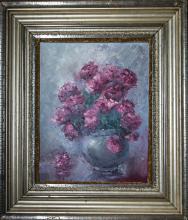 Marie Diebal Oil Painting