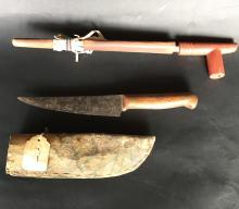 (2) Alaskan Pieces