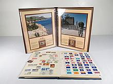 STAMP COLLECTION: AMERICA'S NATIONAL PARKS, ETC.