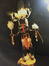 KACHINA DOLL - OGRE (FEMALE)