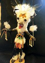 KACHINA DOLL - OGRE (MALE)