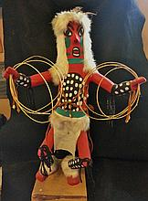 HOOP DANCER KACHINA DOLL