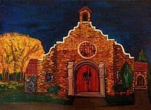 ART: THE CHURCH OF ST. JOSEPH (OIL)