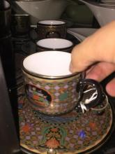 Ornate Tea Cups