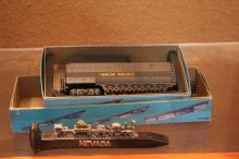 Athearn Model Train and Railroad Spike