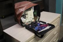 Singer Sewing Machine w/ Soft Case