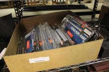 Box Lot of NBA License Plate Frames