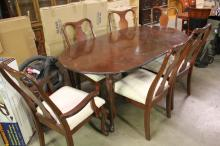Dining Room Table and (6) Chairs