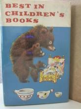 BEST IN CHILDREN'S BOOKS - VINTAGE 1957 HC/DJ