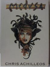 MEDUSA - Chris Achilleos - FANTASY ART SOFTCOVER - 1988 - ILLUSTRATED