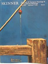 SKINNER SALE 2102 - SEPT. 7, 2001 - AMERICAN & EUROPEAN PAINTINGS & PRINTS