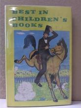 BEST IN CHILDREN'S BOOKS-1957-ABRAHAM LINCOLN - HC/DJ - ILLUSTRATED