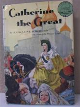 LANDMARK BOOK: CATHERINE THE GREAT - HC/DJ - VINTAGE 1957