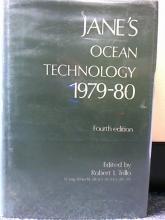 JANE'S OCEAN TECHNOLOGY 1979-80 - 4th EDITION - ILLUS. - Robert L. Trillo