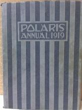 NORTH HIGH SCHOOL, MINNEAPOLIS YEARBOOK ANNUAL 1919