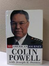 MY AMERICAN JOURNEY - Colin Powell - 1995 - HC/DJ