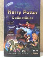 COLLECTOR'S VALUE GUIDE - HARRY POTTER HANDBOOK & PRICE GUIDE -