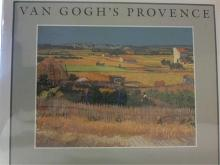 VAN GOGH'S PROVENCE - ILLUSTRATED - Text by Russell Ash - HC/DJ - 64pp.