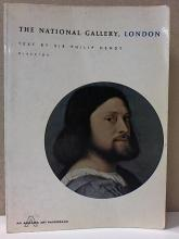 THE NATIONAL GALLERY, LONDON - Sir Philip Hendy - SOFTCOVER - ILLUS.