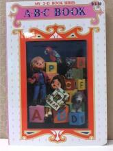 PLAYMORE - 3-D - A B C BOOK - HC - BOARD BOOK