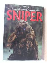 SNIPER, THE TECHNIQUES & EQUIPMENT OF THE DEADLY MARKSMAN-HC/DJ-Mark Spicer
